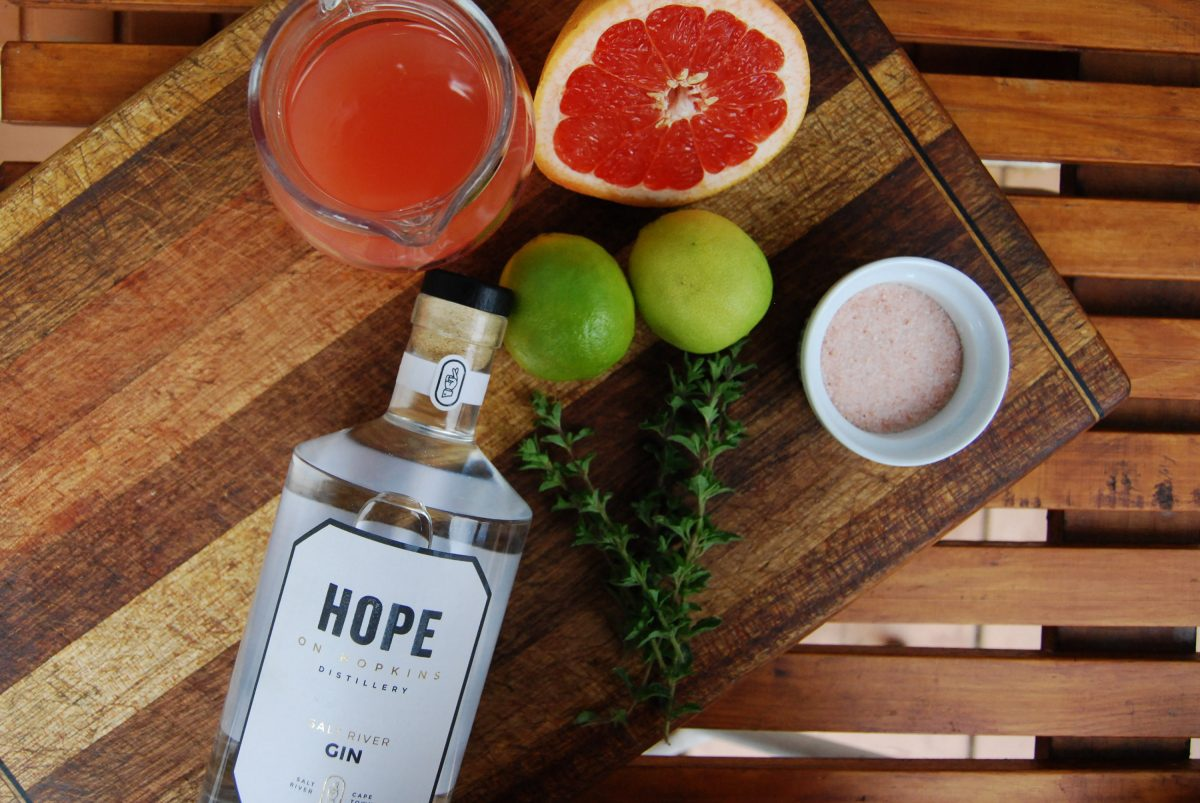 Meet Hope on Hopkins Distillery