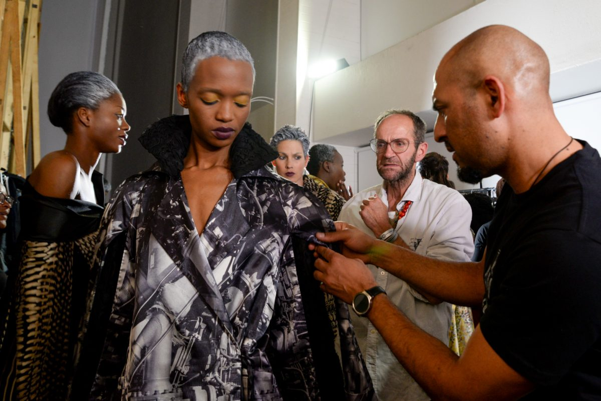The Stylist's Notebook SAFW AW 17