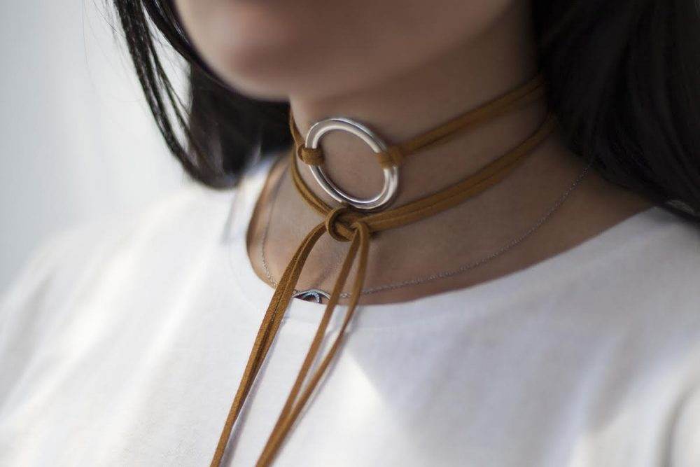 Get Instant Cool with Raya Rossi's Minimal Boho Accessories