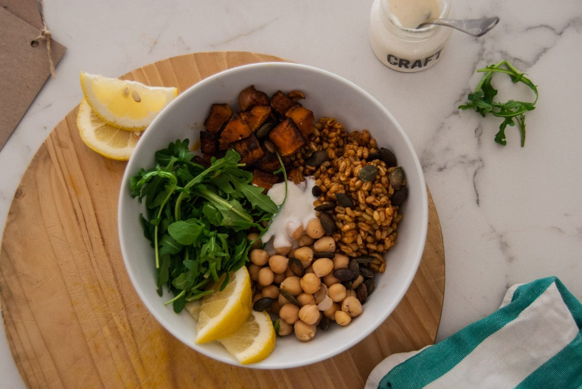 The Stylist's Notebook- Freekah-ing Amzing Fusion Bowl with Craft