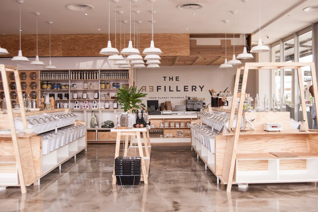 The Refillery plastic free in JHB